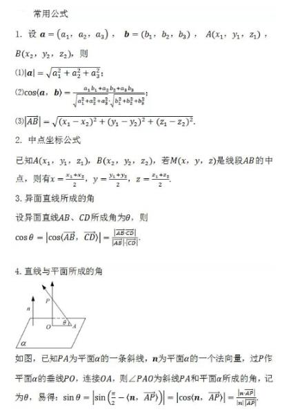 成人高考高起点数学